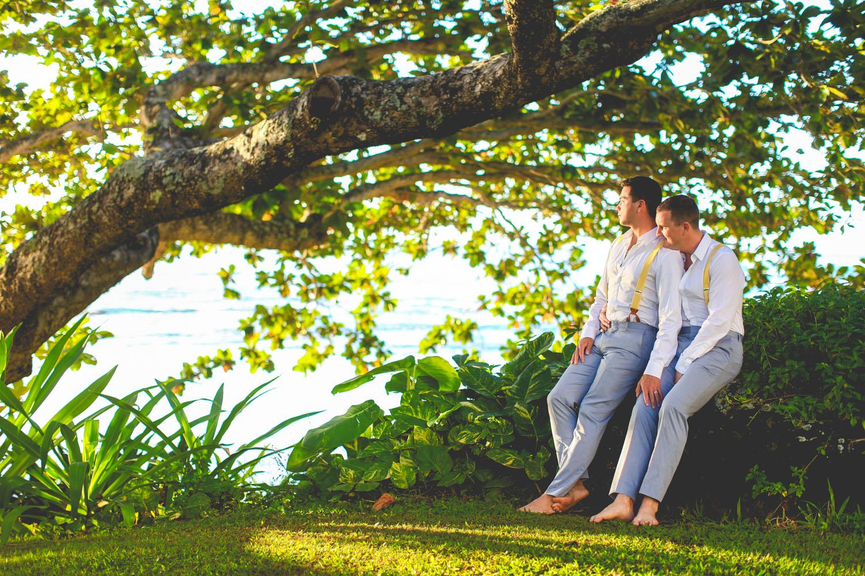 Amazing couple photography Kauai