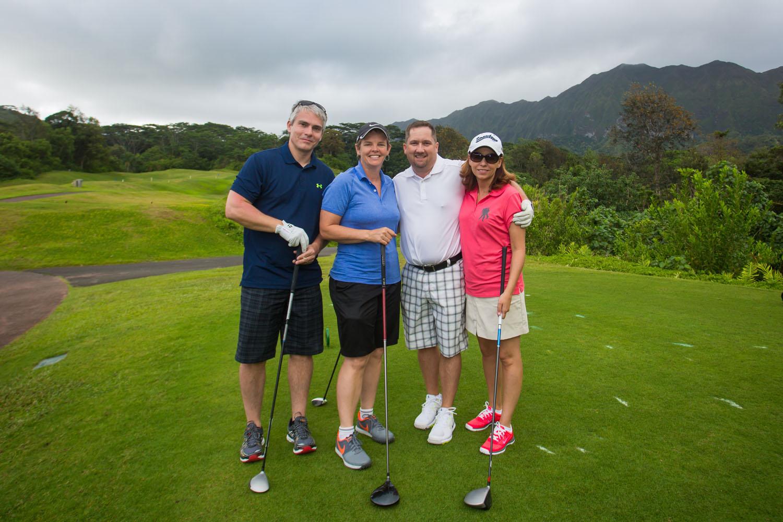 Golf photographer Maui