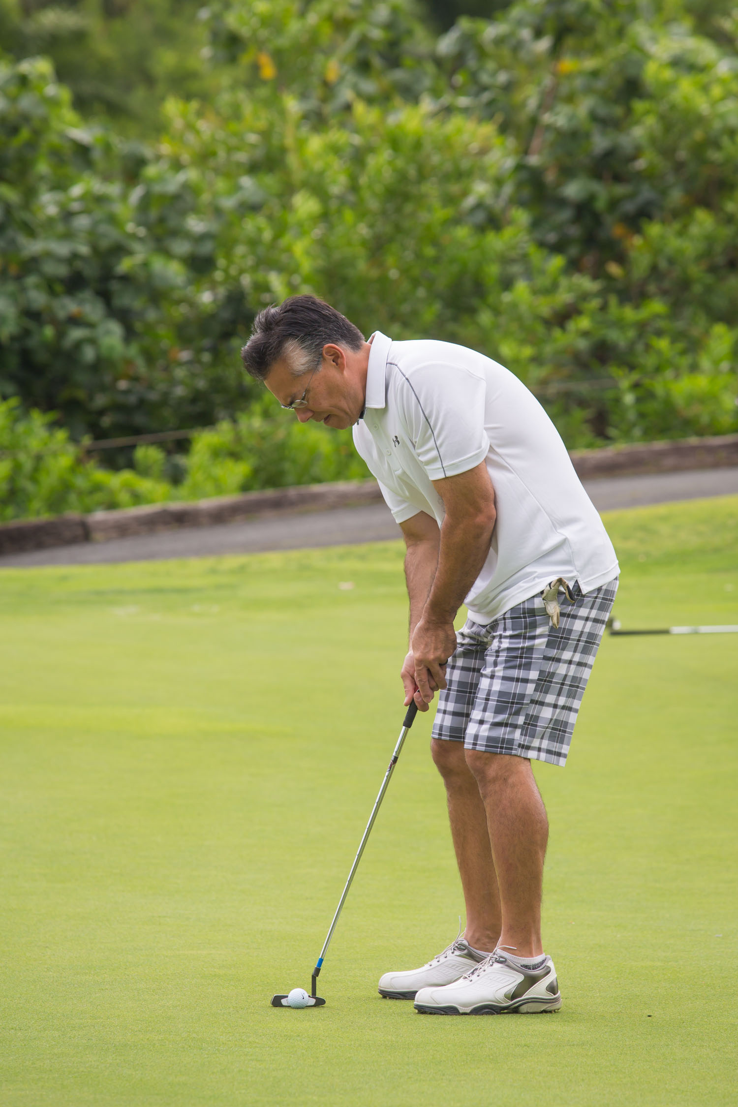 Golf photographer Big Island