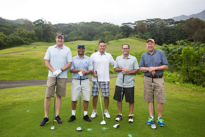 Golf photographer Honolulu