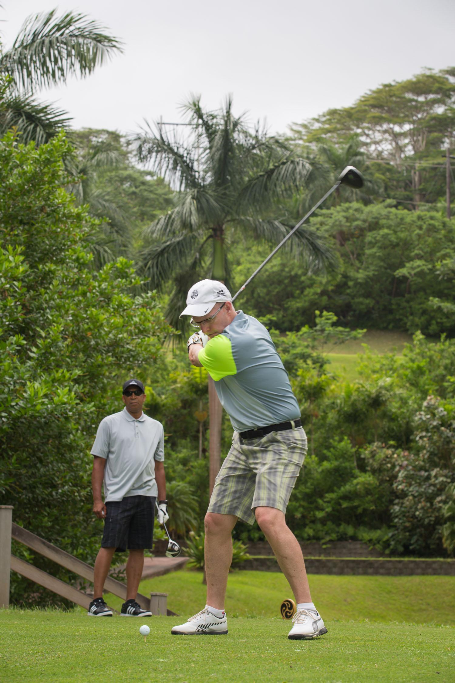 Golf photographer Kauai