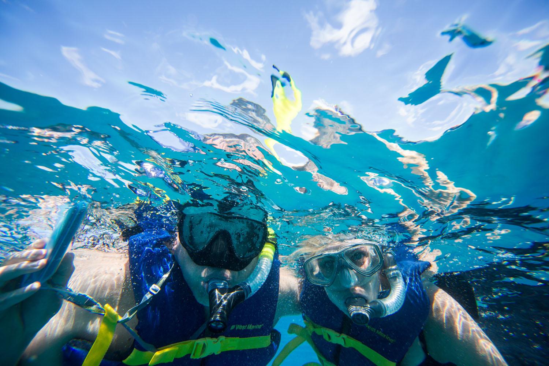 Snorkeling photography Maui