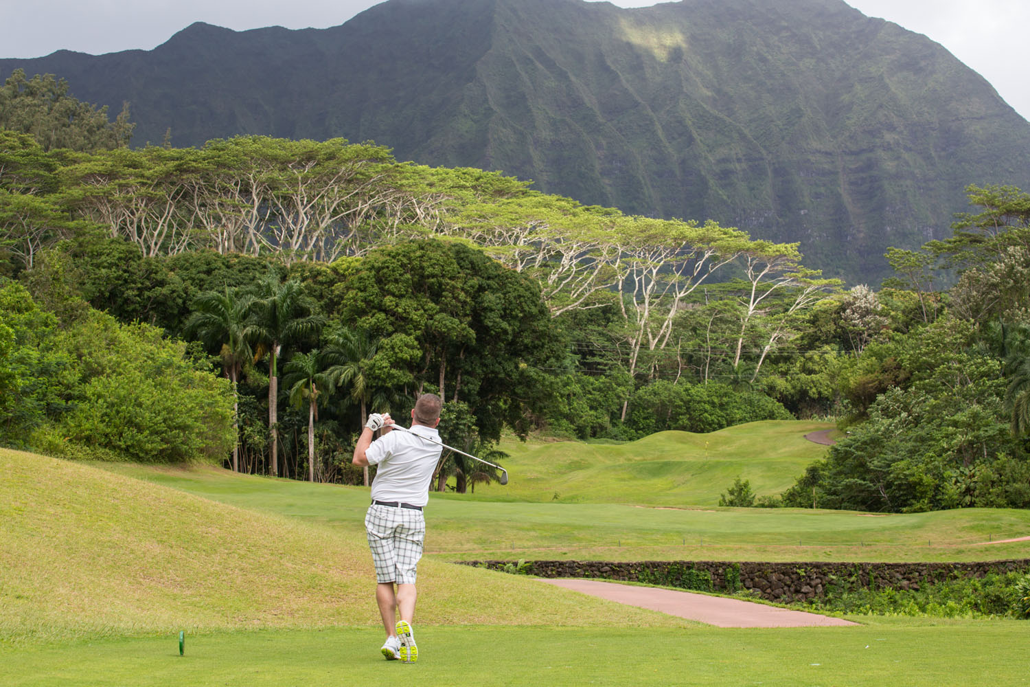 Golf outing photography Maui
