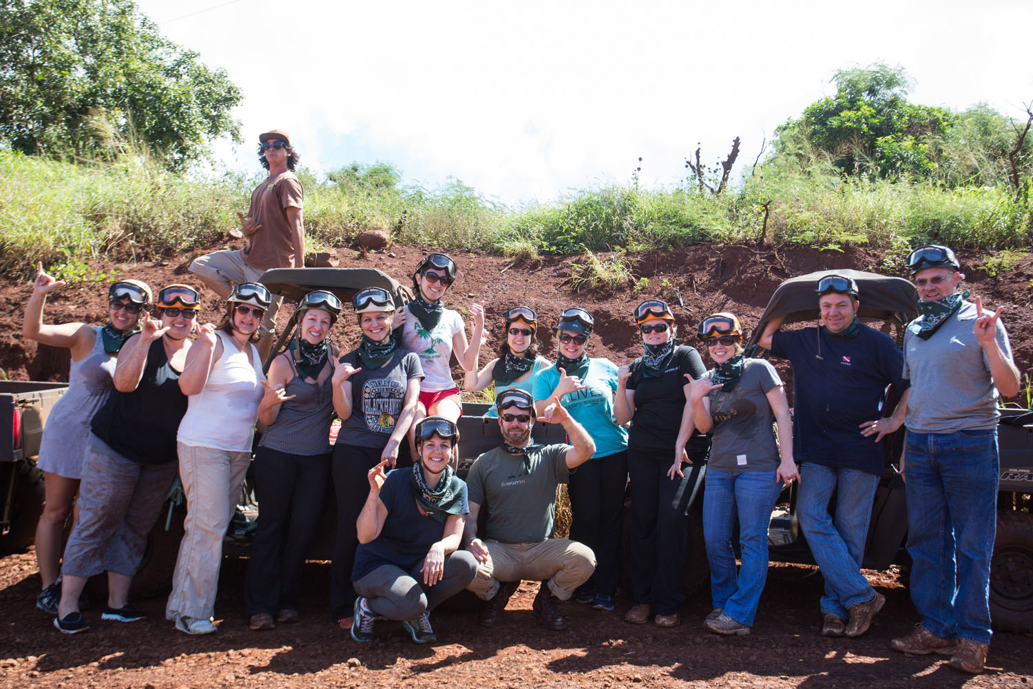 Corporate Outing Photography Hawaii