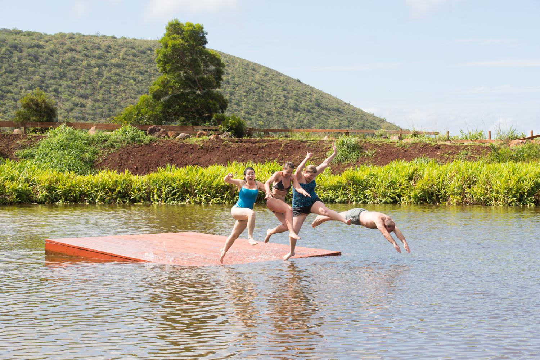 Water activity photography Hawaii