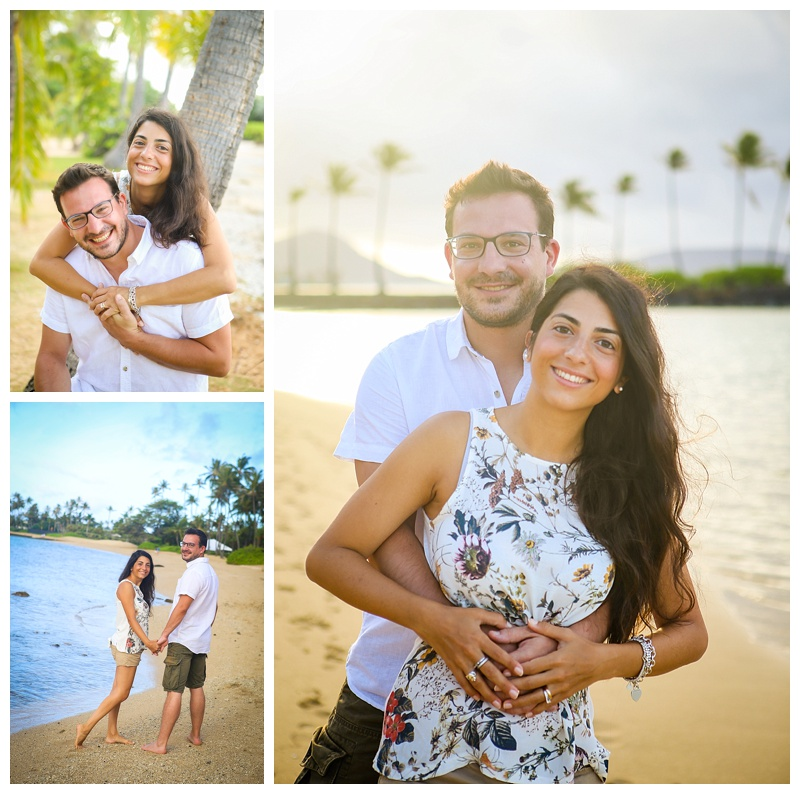 Honeymoon Photos in Hawaii