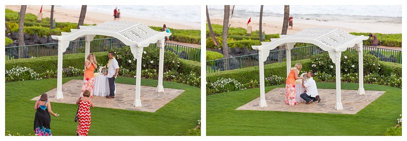 The Grand Lawn Gazebo at the Grand Hyatt is the home of countless of weddings per year.