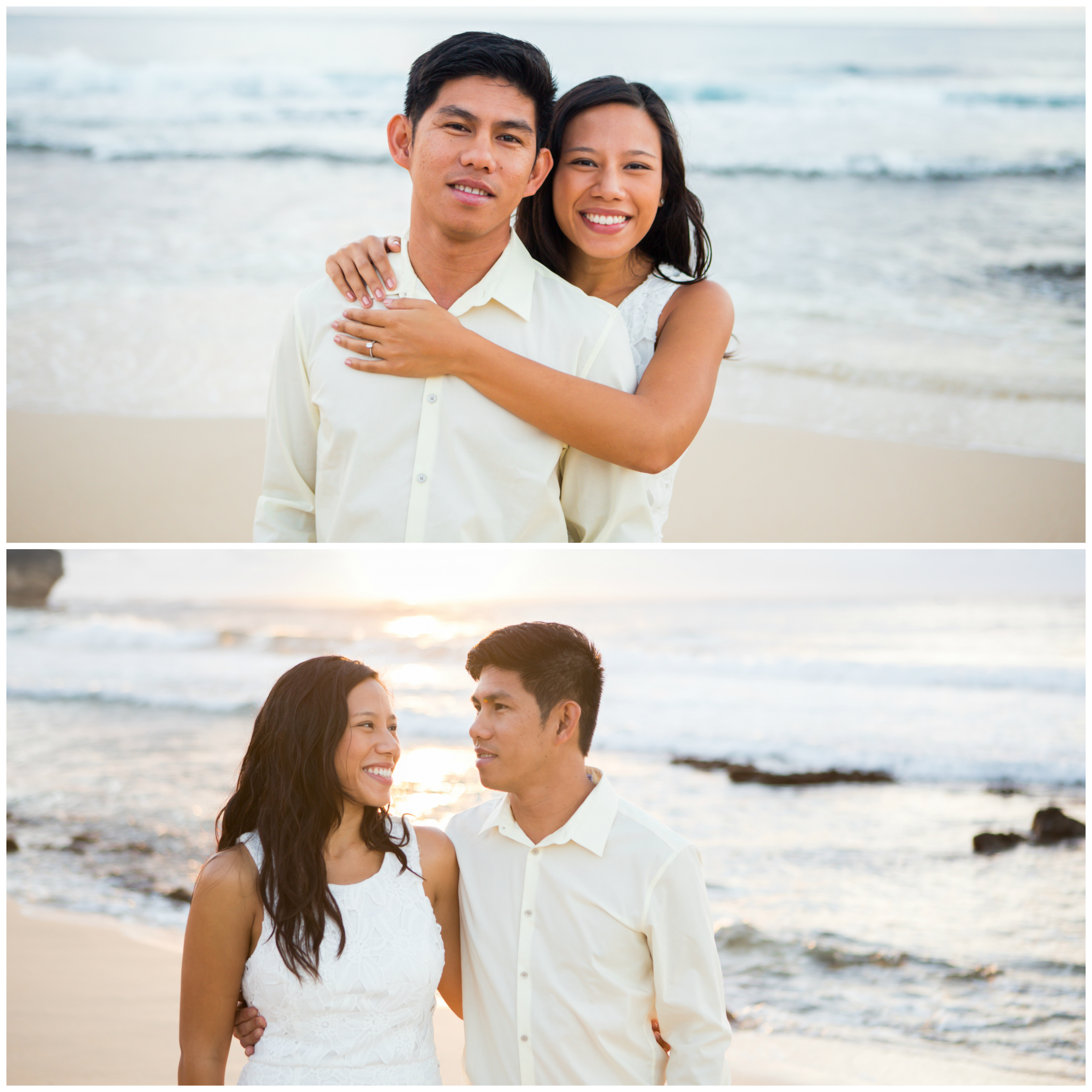 Kauai Sunrise Sunset Couples Pacific Dream Photography