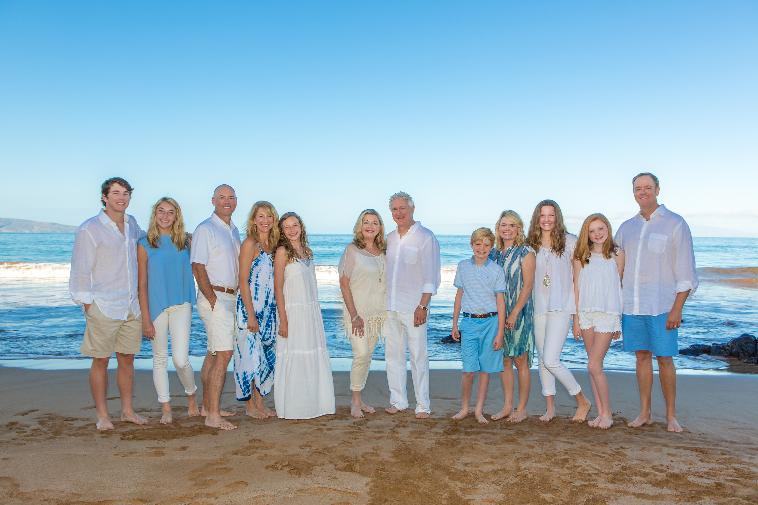 Hawaii Family Portrait Photography Pacific Dream Photography