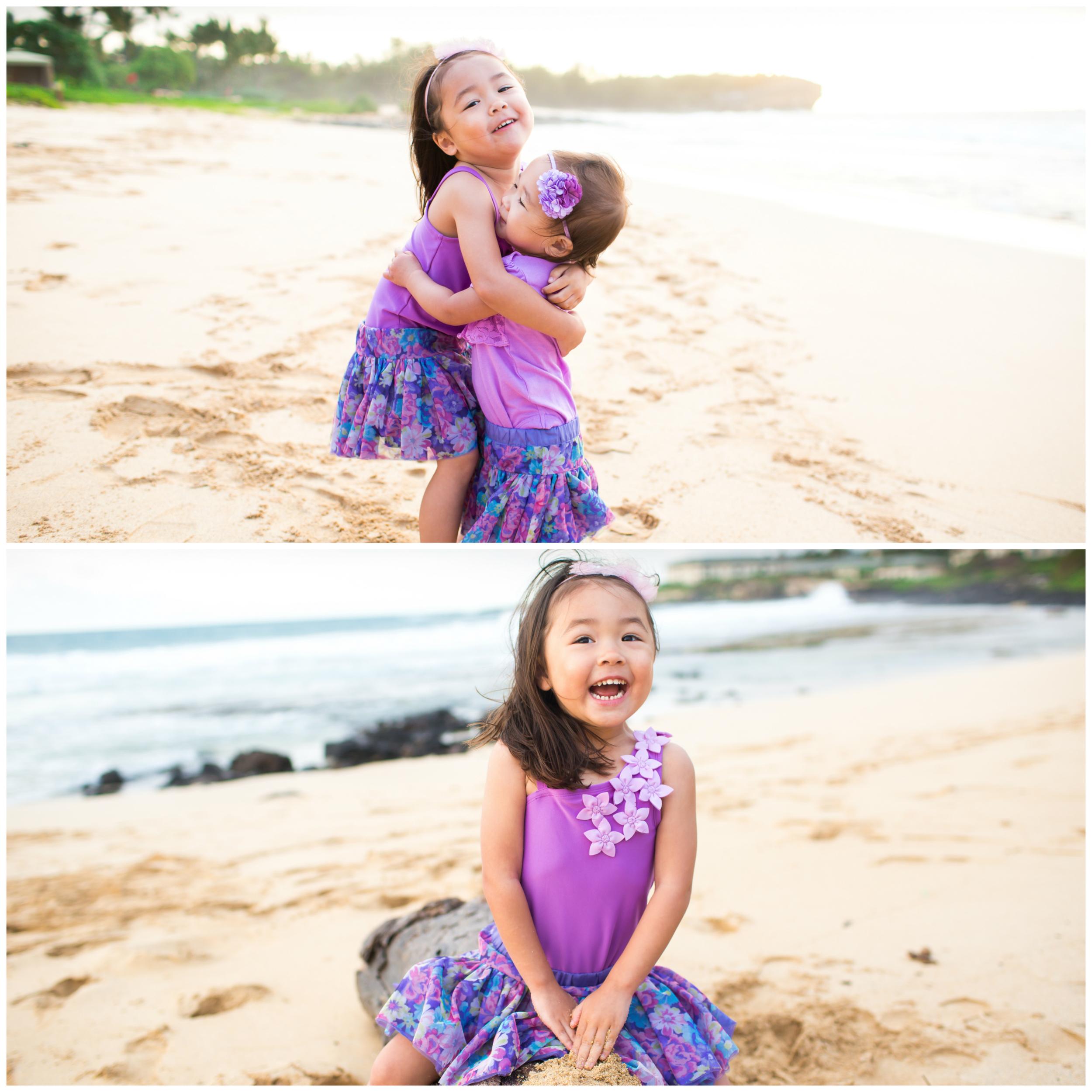 Kauai Family Portrait Photographer Pacific Dream Photography