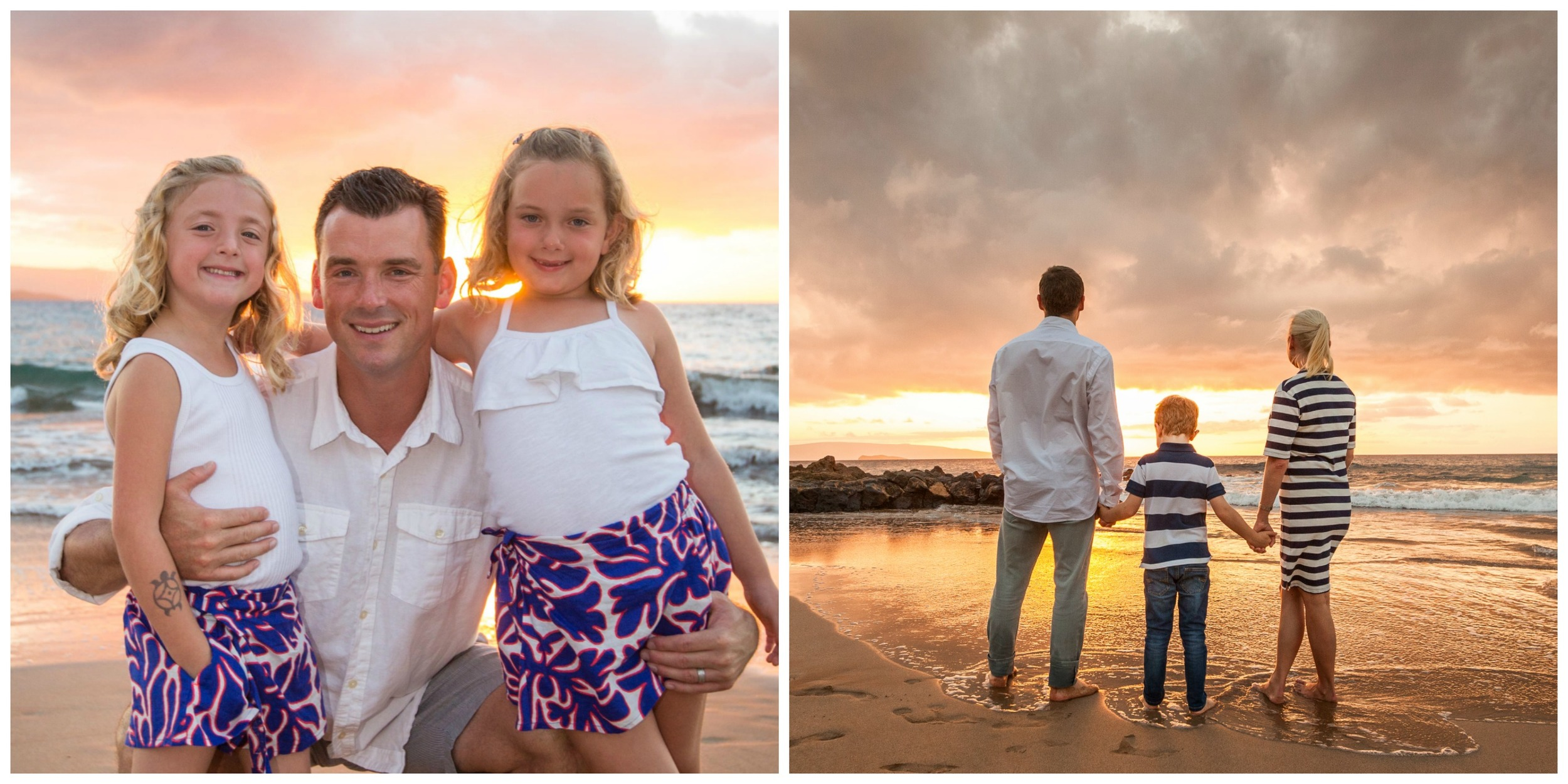 Pacific Dream Photography - Hawaii Photographer - Portrait Photographer - Family Photographer- Maui Photographer - Maui Beach Photos 1