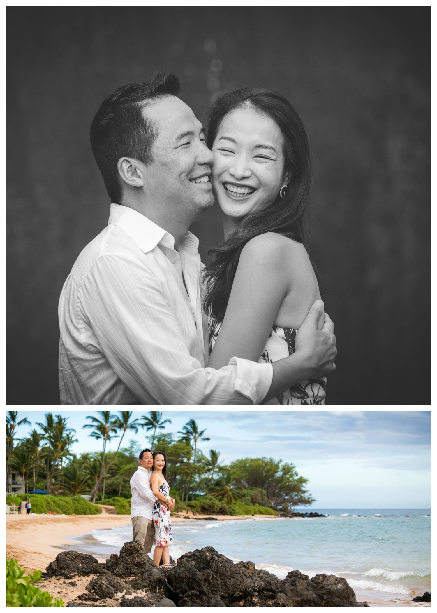 Pacific Dream Photography - Hawaii Photographer - Portrait Photographer - Family Photographer - couples Photography - Engagement Photography - Maui Engagement Photography - Maui Sunset Photography