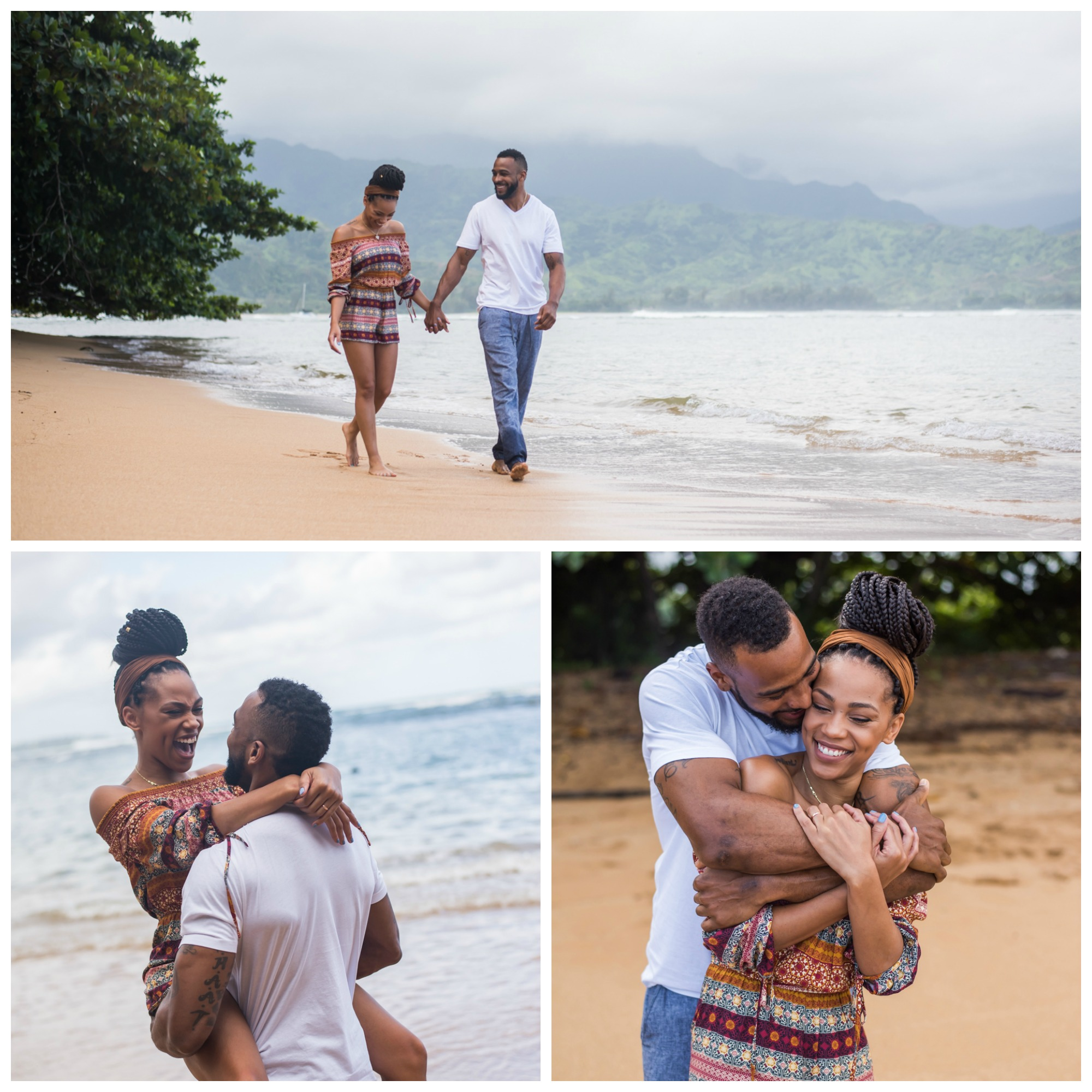 Pacific Dream Photography - Hawaii Photographer - Portrait Photographer - Engagement Photographer - Kauai Photographer - Honeymoon Photographer Kauai