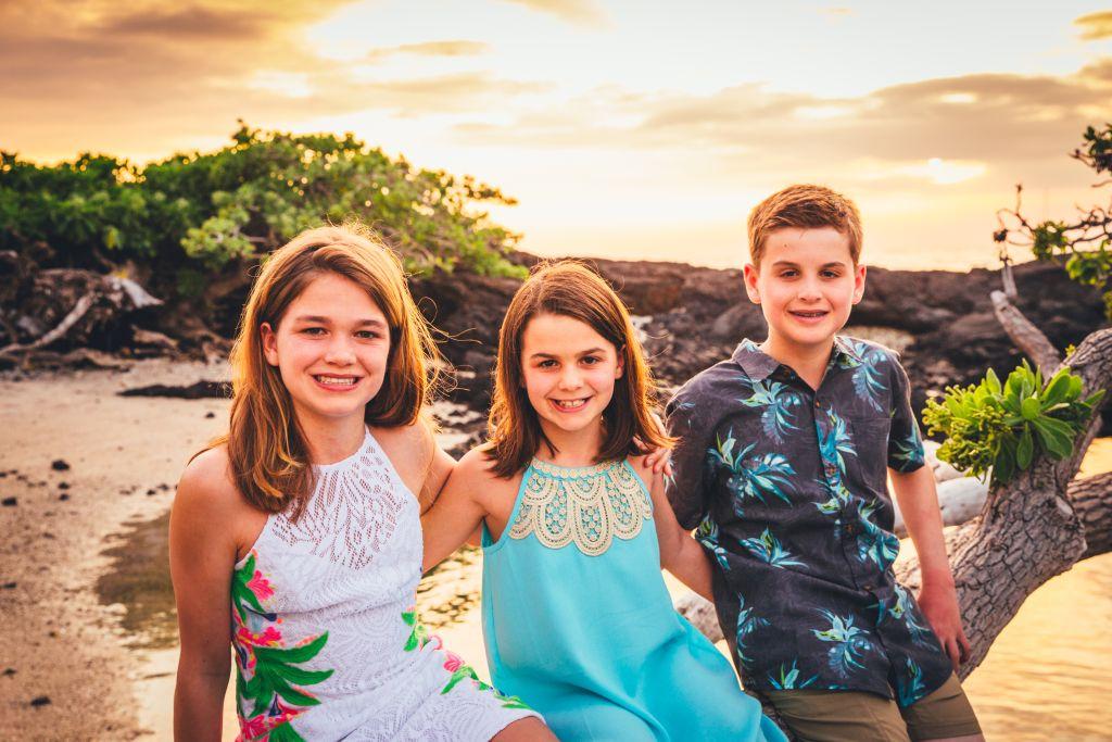 Beach Family Photography in Hawaii _03.jpg