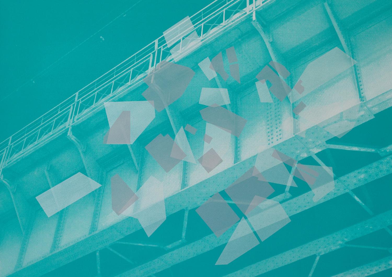 Between II. Photographic Silk Screen Print. 420x594mm.