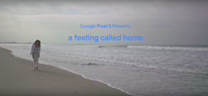 A FEELING CALLED HOME   Google. Pixel 3. Branded Short Film. Linear. Digital.  39 million+ views on YouTube. This short film is an intimate narrative starring Priyanka Chopra. The video celebrates how technology inspires, unites and keeps us all connected.