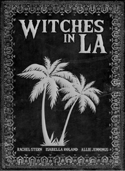 WITCHES IN LA   Comedy Central. Scripted Comedy. Digital Series.  Three of the most powerful witches in hell are caught taking an unearned vacation by their boss, Beelzebub. As punishment, they are ordered to modern day L.A, which is abound with Crusaders for Christ, spin instructors, stoners and countless strange LA phenomena…