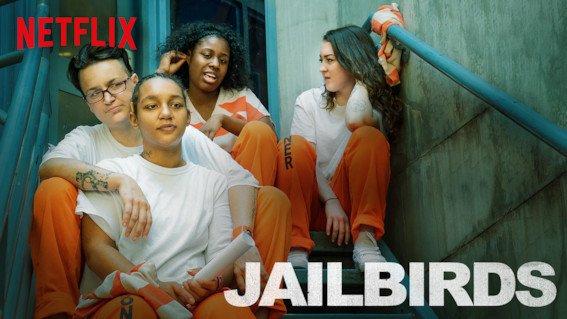 Jailbirds Press Page — 44 Blue Productions