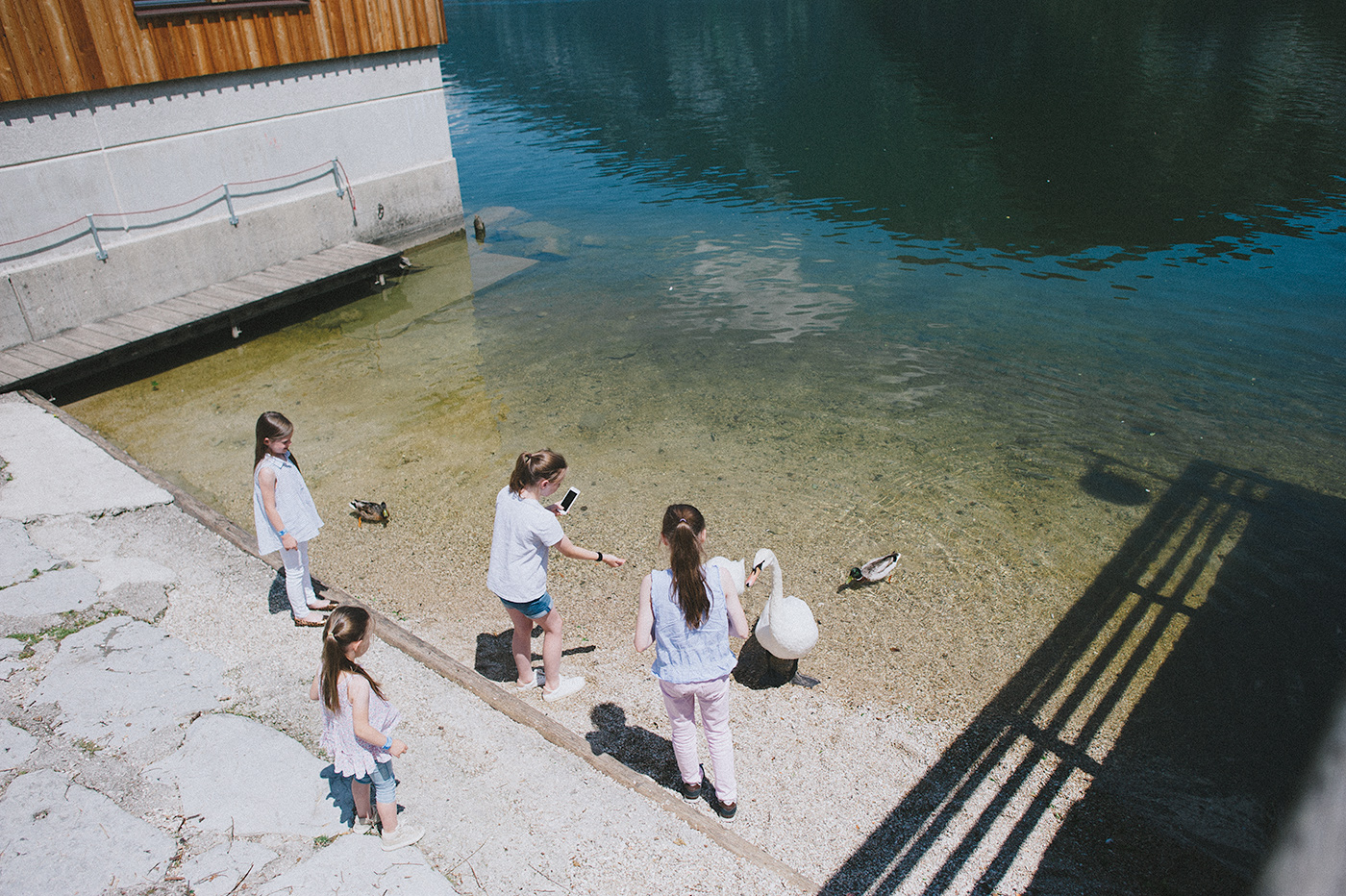 Hallstat and Pertisau — 'Crofts the Pond - the Family Blog
