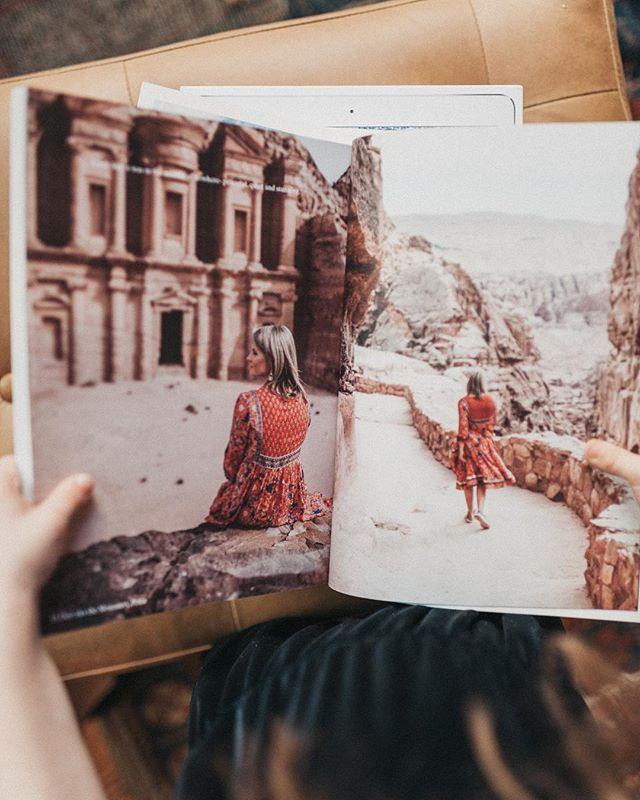 The memories #vscocam #petra