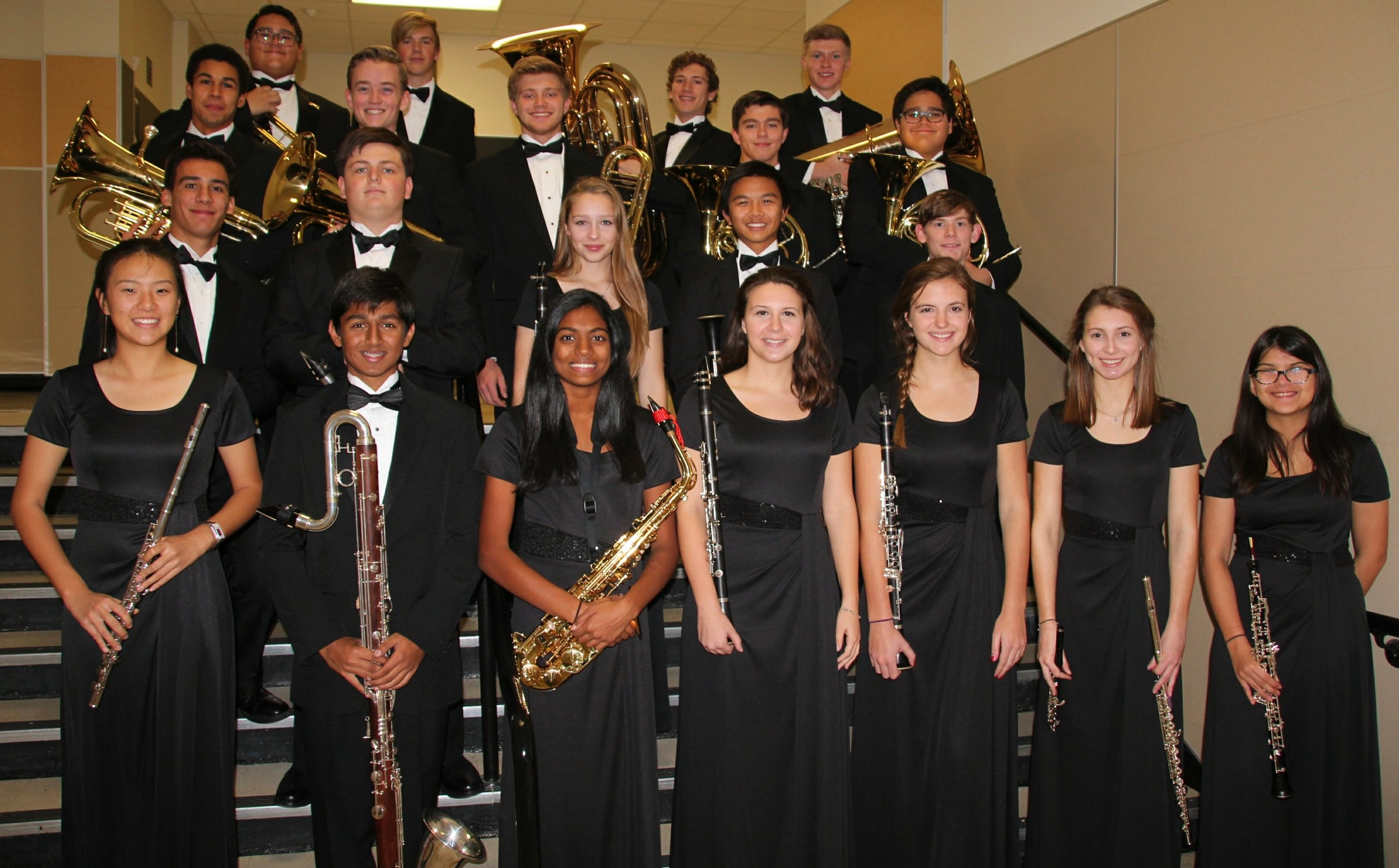 Lake Travis High School TMEA All-Region 32 band members:  Noah Aguillon *,  Chris Plummer ,  Hunter Teel *,  Cole Gleason ,  Nick West ,  Drew Spooner ,  Clint Hastings ,  David Hellrung *,  Brandon Aguillon ,  Daniel Urrutia ,  Lance Abbott ,  Johana Macklin ,  Derrin Ngo *,  Jon Ballard ,  Christine Wang ,  Afi Dhuka ,  Sreya Ayinala ,  Emma Peterman ,  Ally Morton ,  Aly Ruiz * and  River Aguirre   (*advanced to Area competition)