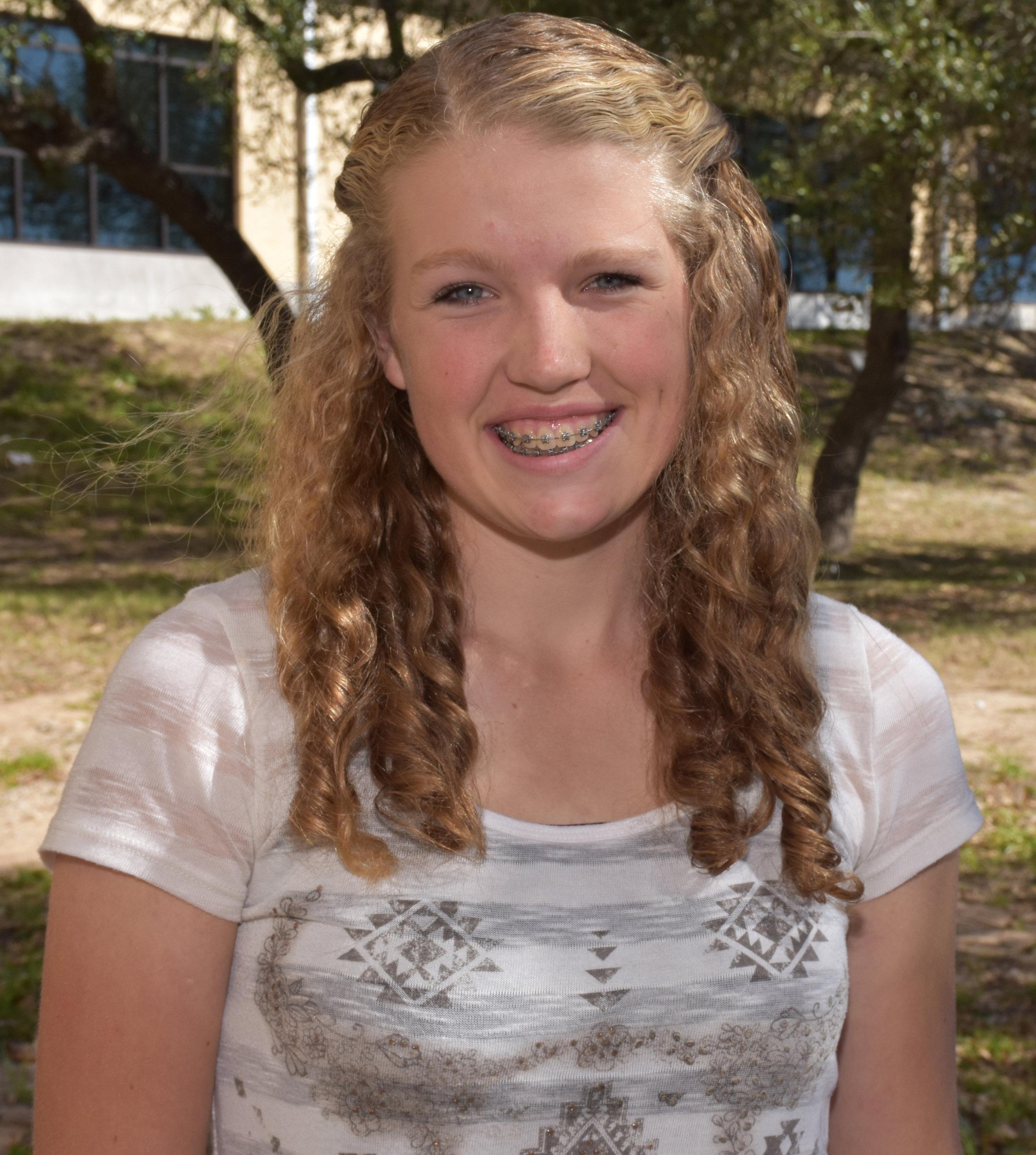 Abigail Storm: 2nd Chair Alto 2, TMEA All-State Mixed Choir