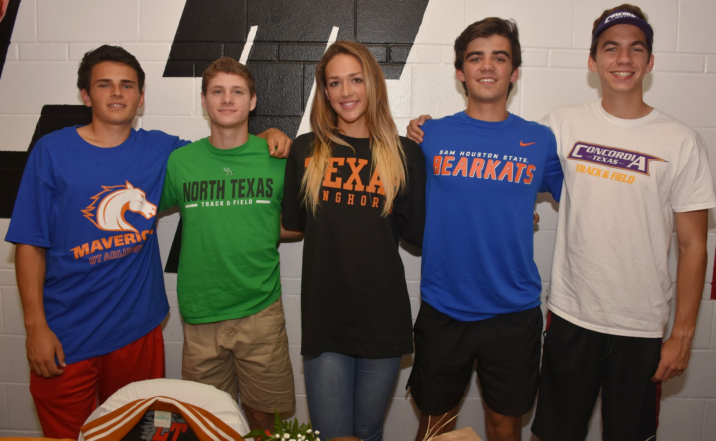 LTHS Track and Field Signees