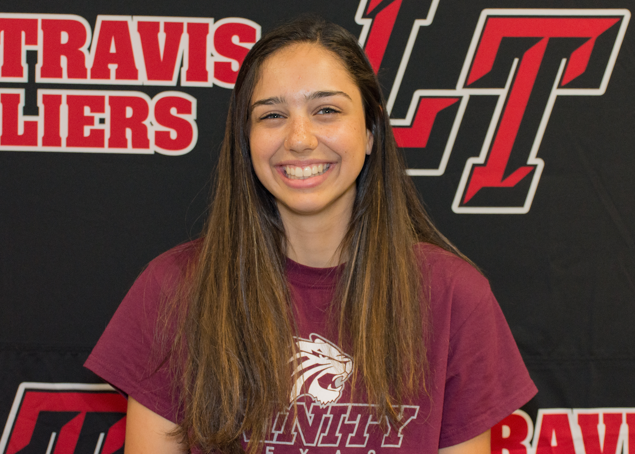 LTHS softball student-athlete:  Sammie Whitman  - Trinity University in San Antonio