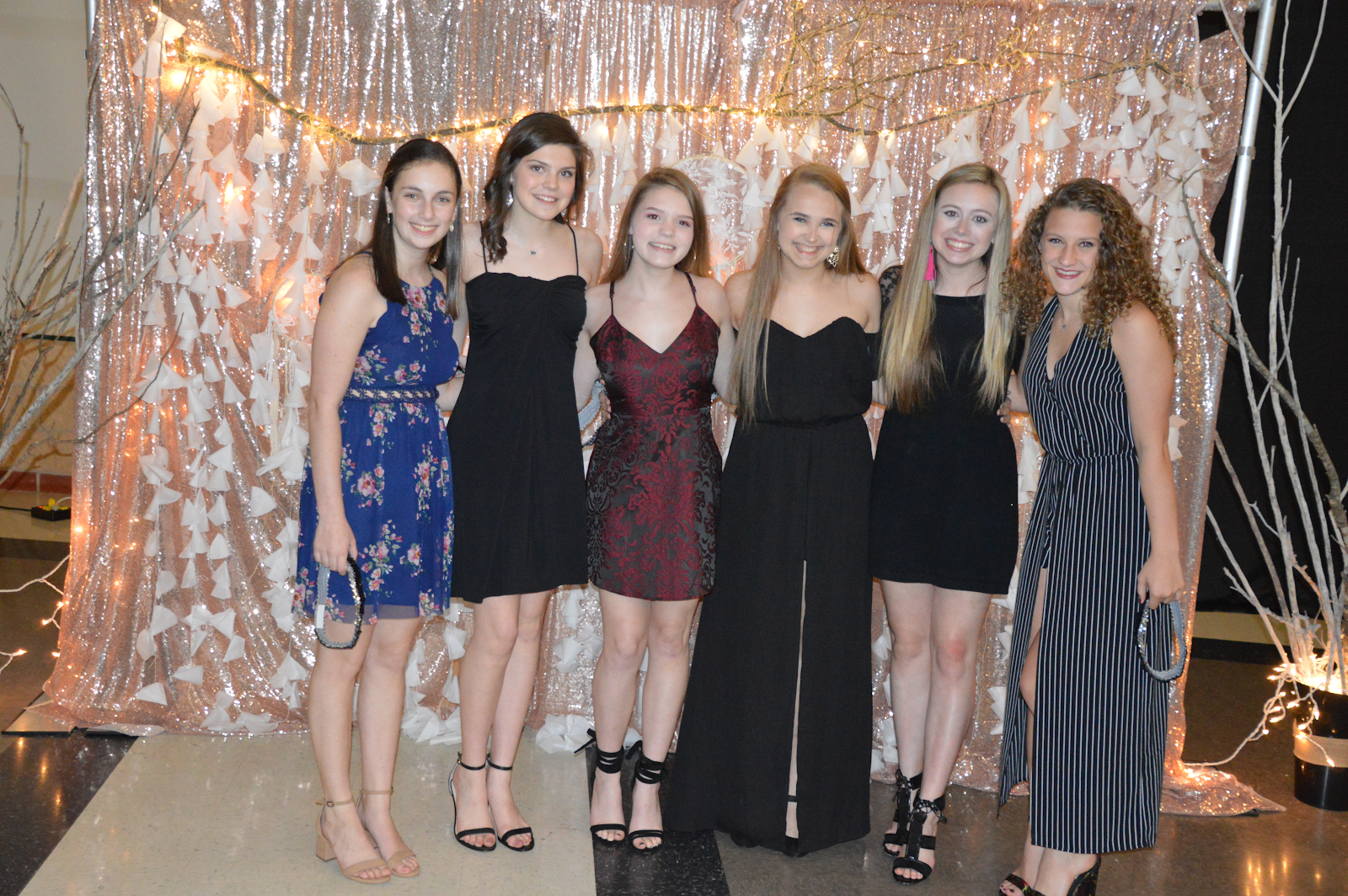 Cavalettes 37th Line - Social Officers