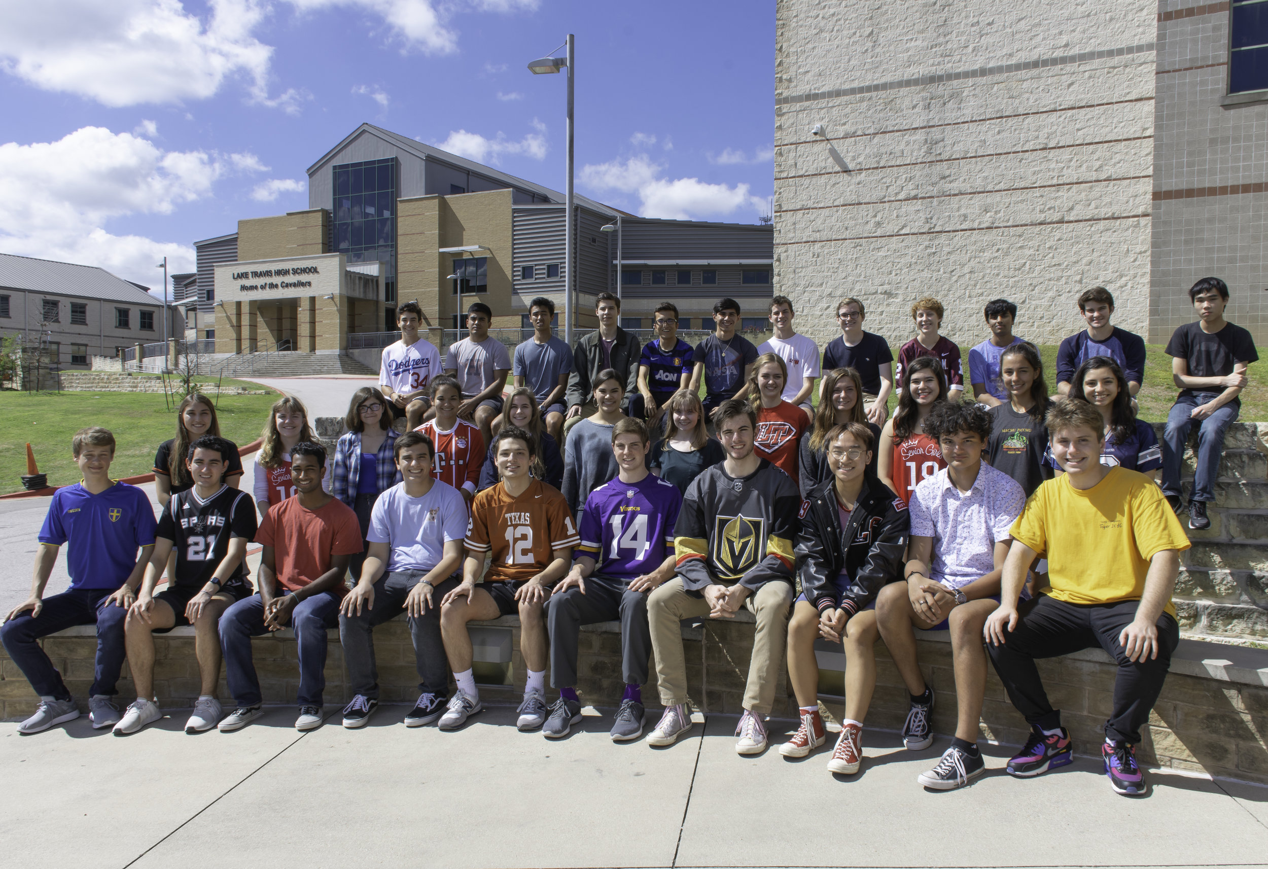 Thirty-seven LTHS seniors earn recognition by National Merit