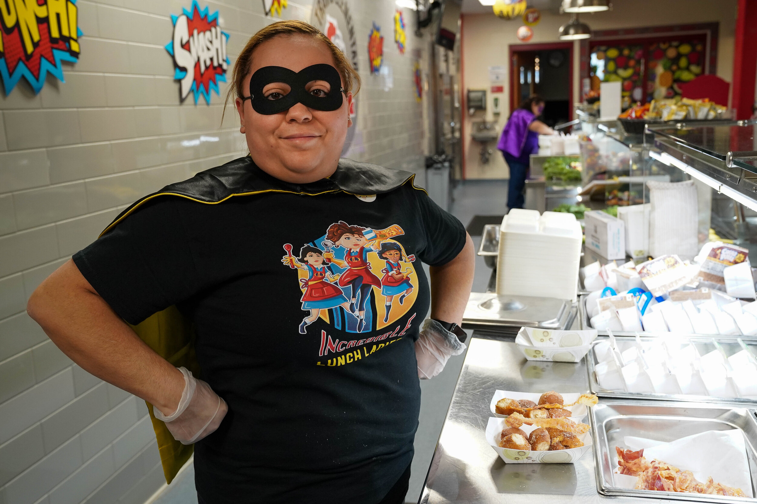 Ltisd Schools Feast On National School Breakfast Week School Matters