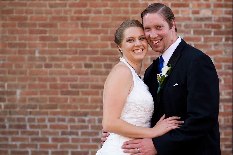 Sarah and Jeff,August 2009.  Josh Gruetzmacher Photography.