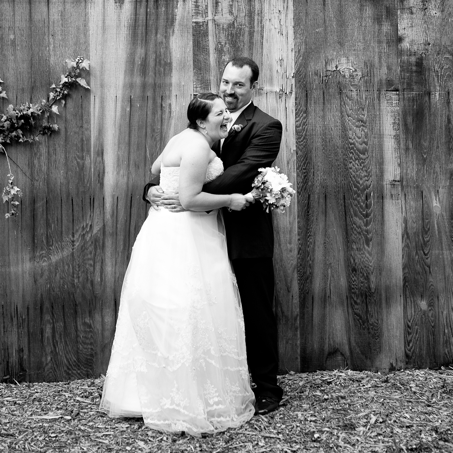 Tracy and Chris, October 2011.Orbie Pullen Photography.