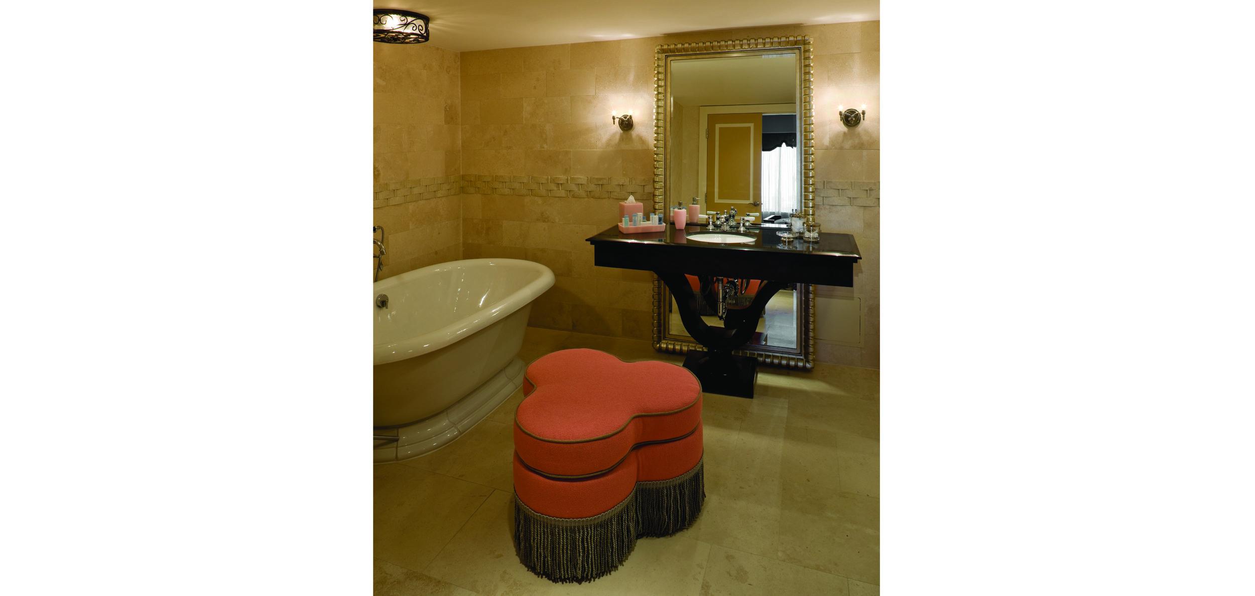 Mary Kay Suite Bathroom