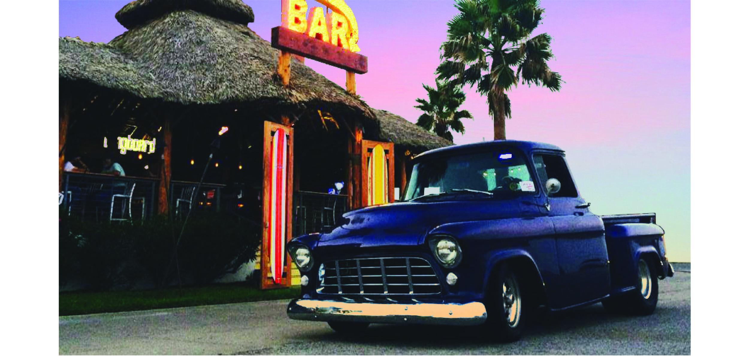 Longboard Beach Bar
