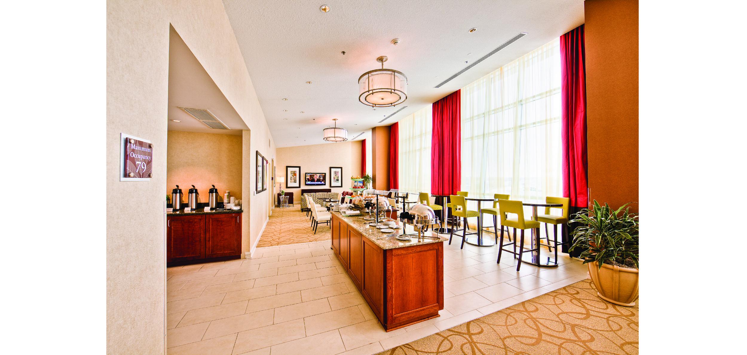 HHonors Lounge Buffet