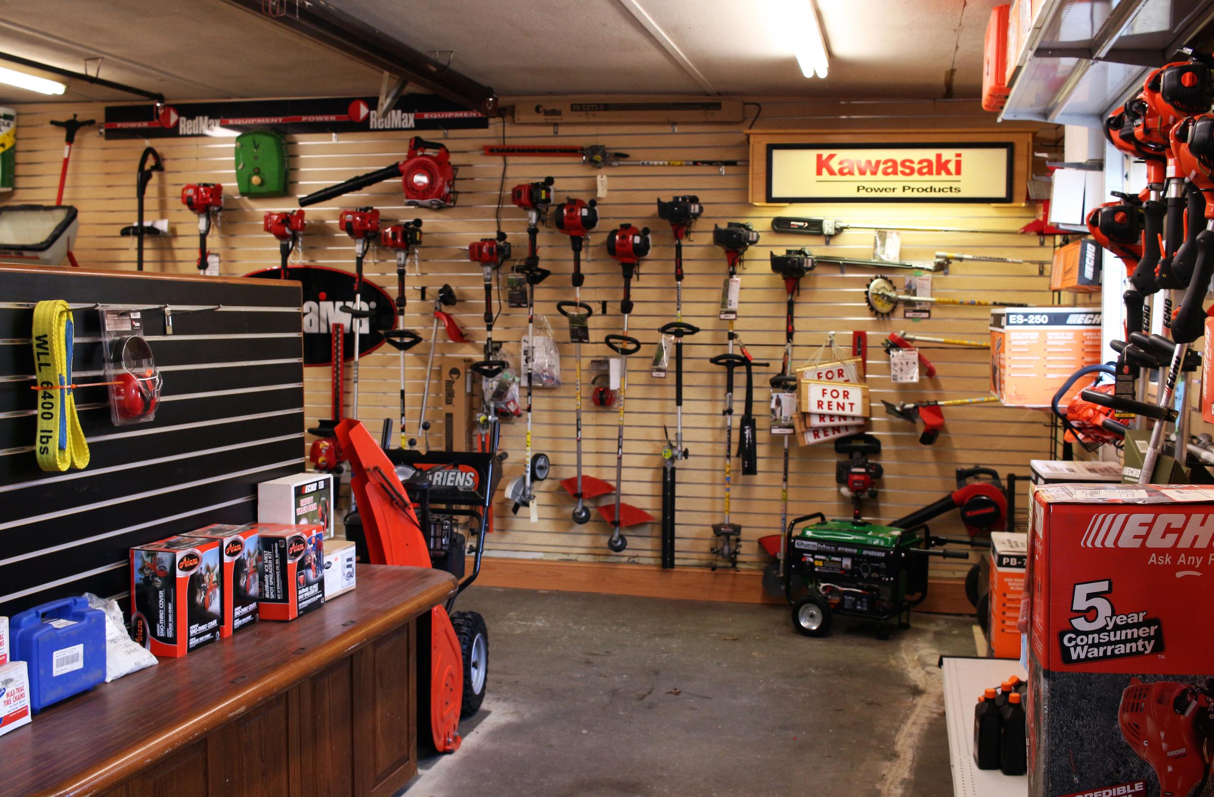 Randy's Garage in Medfield