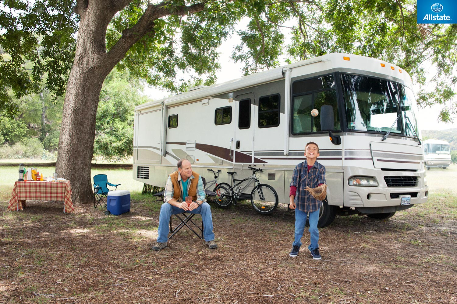 Motor home insurance. (Click to enlarge.)