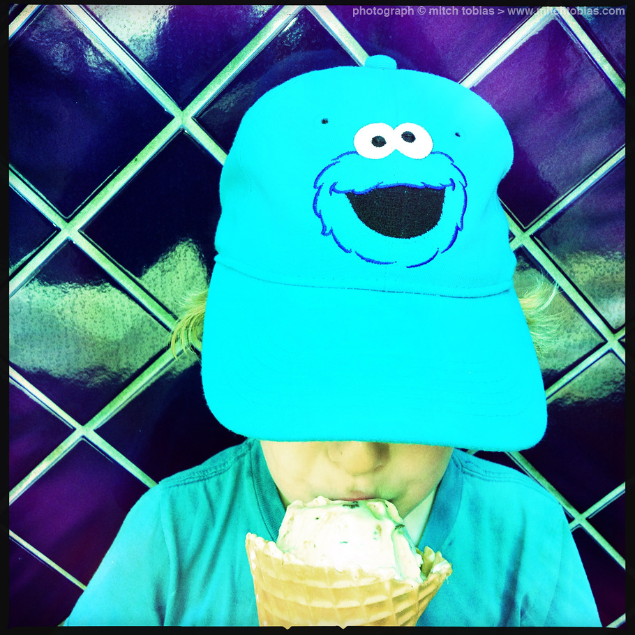 Cookie Monster Boy