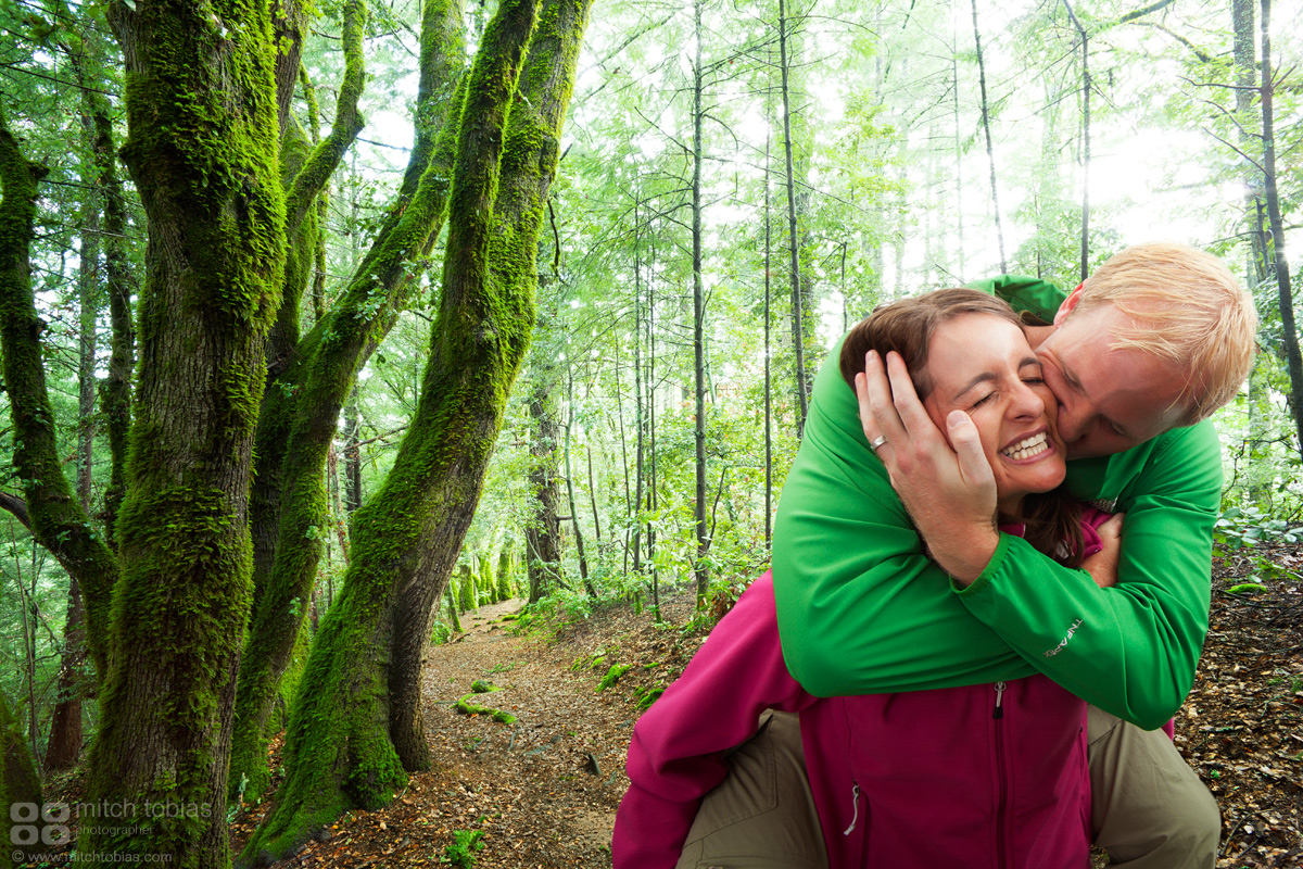 Love insanity in the woods.