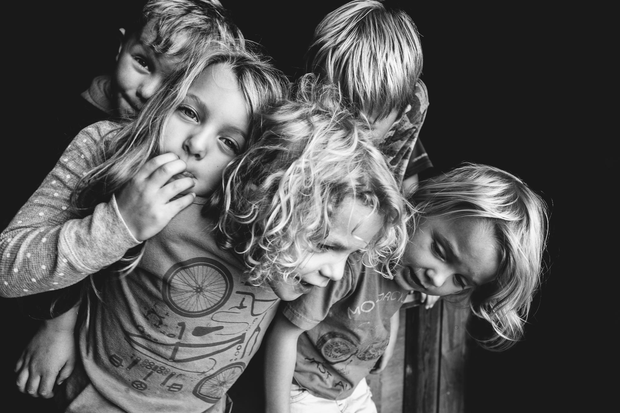 amos kids and my kids in hay loft-1.jpg