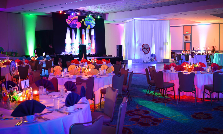B'nai Mitzvah Photographer: A Magic Moment | B'nai Mitzvah Venue: Royal Pacific | Just Events! Group