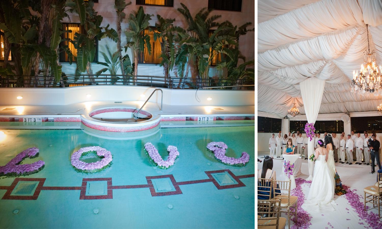 Wedding Photographer: Scott Watt | Wedding Ceremony: Grand Bohemian Hotel | Wedding Planner: Bliss Events