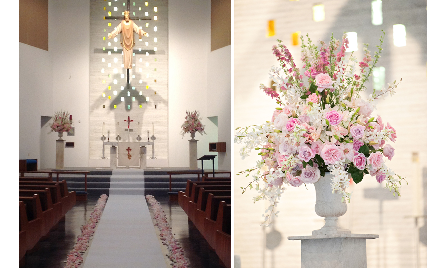 Wedding Photographer: Kristen Weaver Photography | Wedding Ceremony : The Chapel at the Towers Orlando