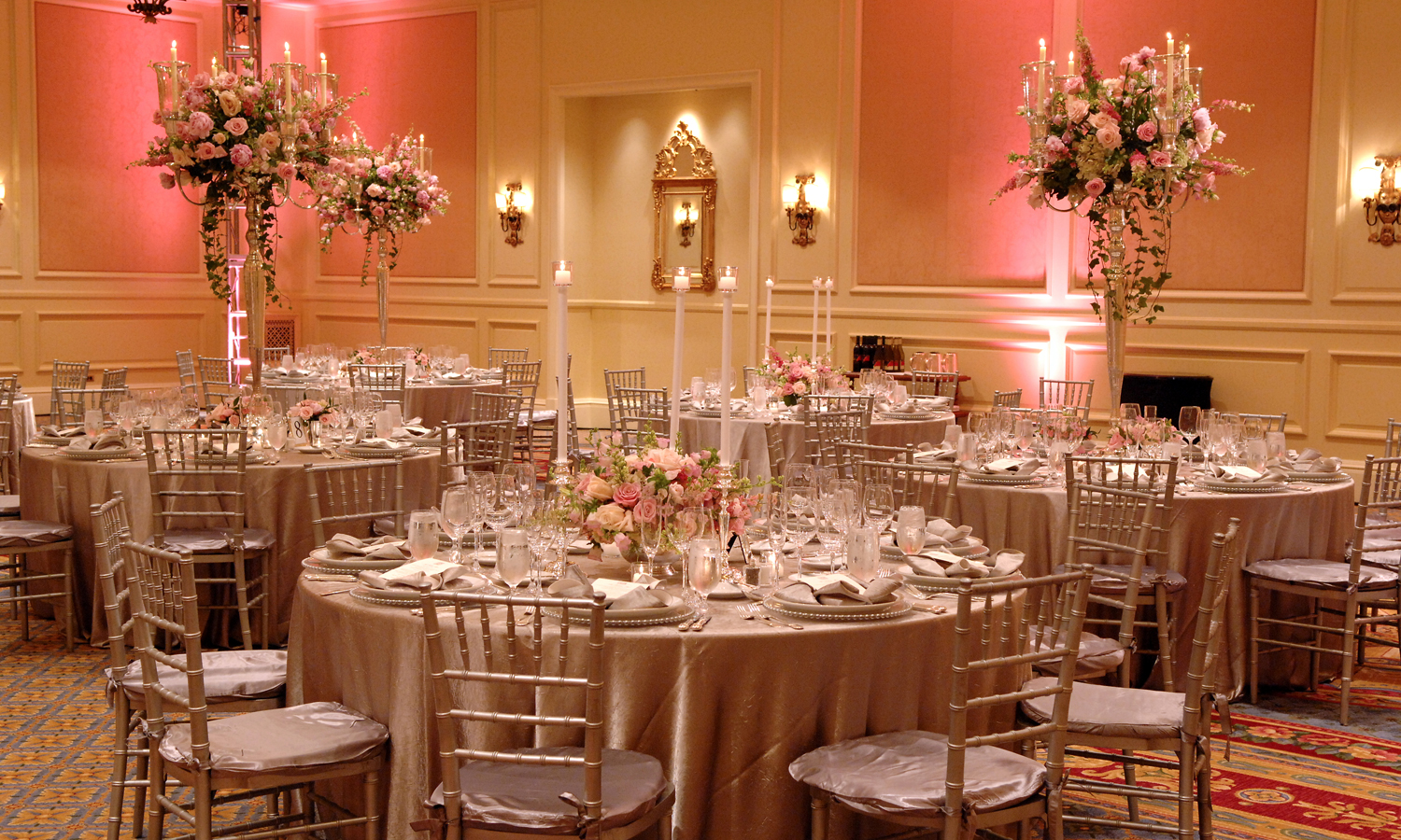 Wedding Photography: Damon Tucci | Wedding Reception: The Ritz-Carlton Orlando | Wedding Planner: Just Marry!