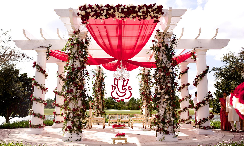 Wedding Photographer: www.jensenlarson.com | Wedding Ceremony: The Ritz-Carlton Orlando