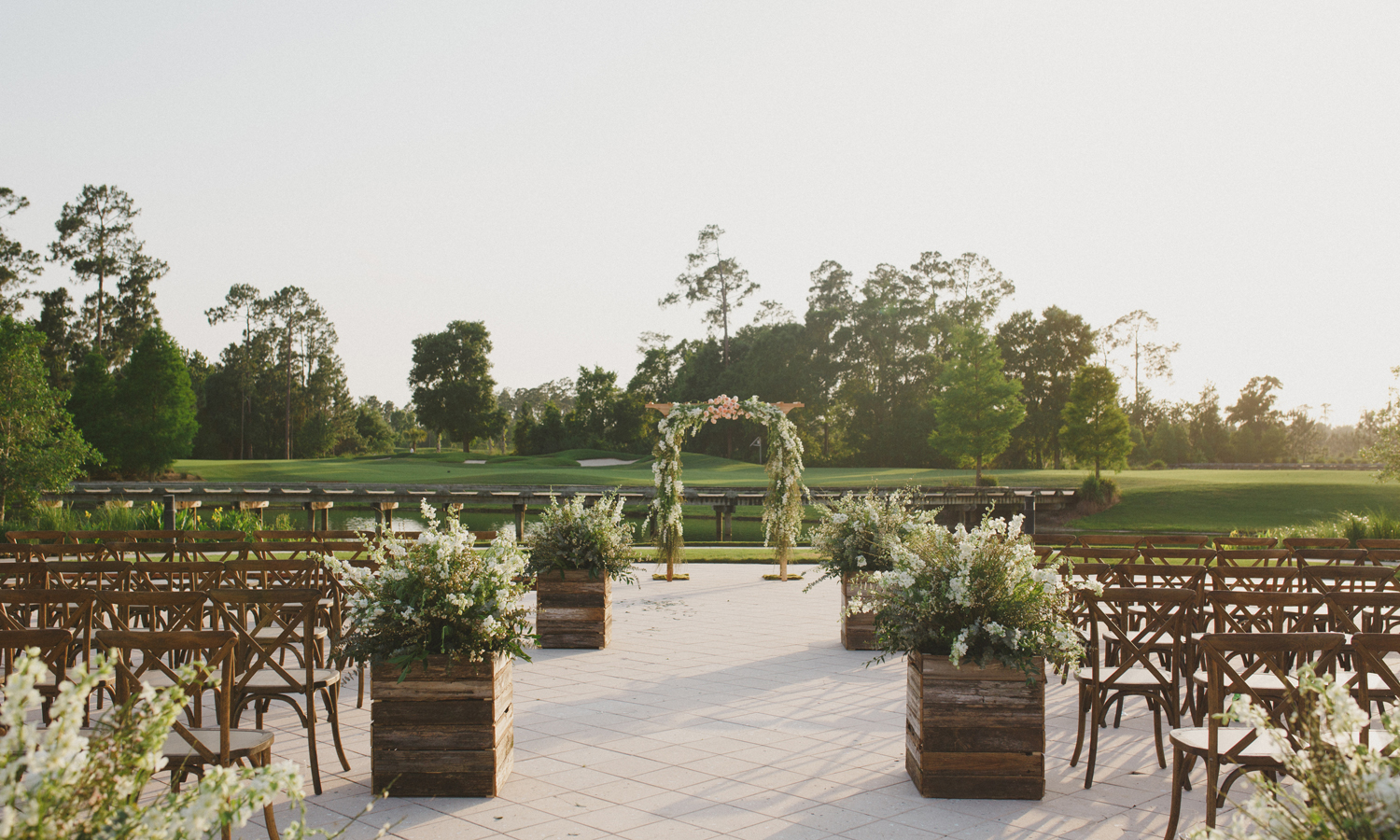 Wedding Photographer: By The Robinsons | Wedding Ceremony: Hilton Bonnet Creek | Wedding Planner:: An Affair To Remember