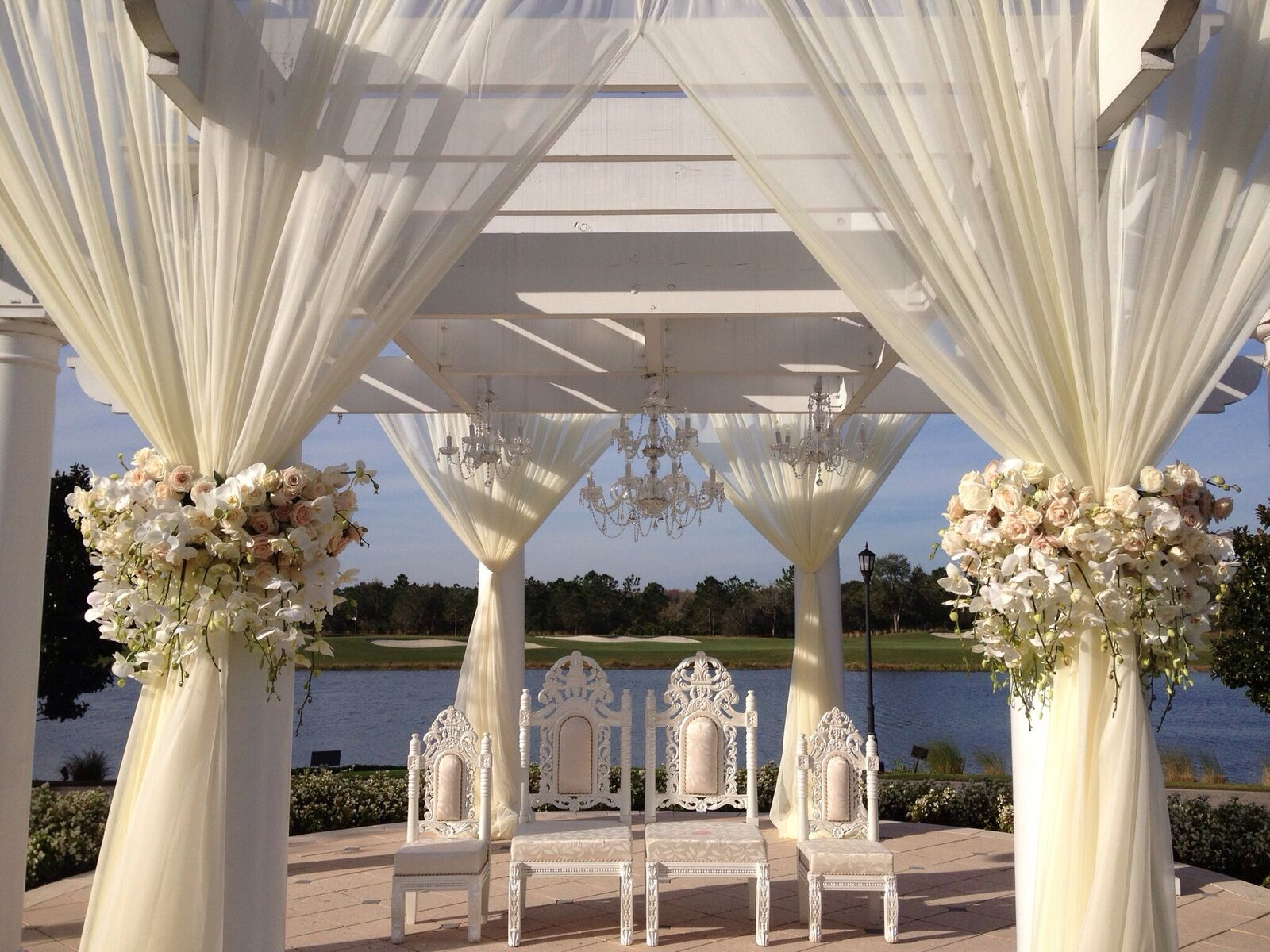 Wedding Ceremony: The Ritz-Carlton Orlando