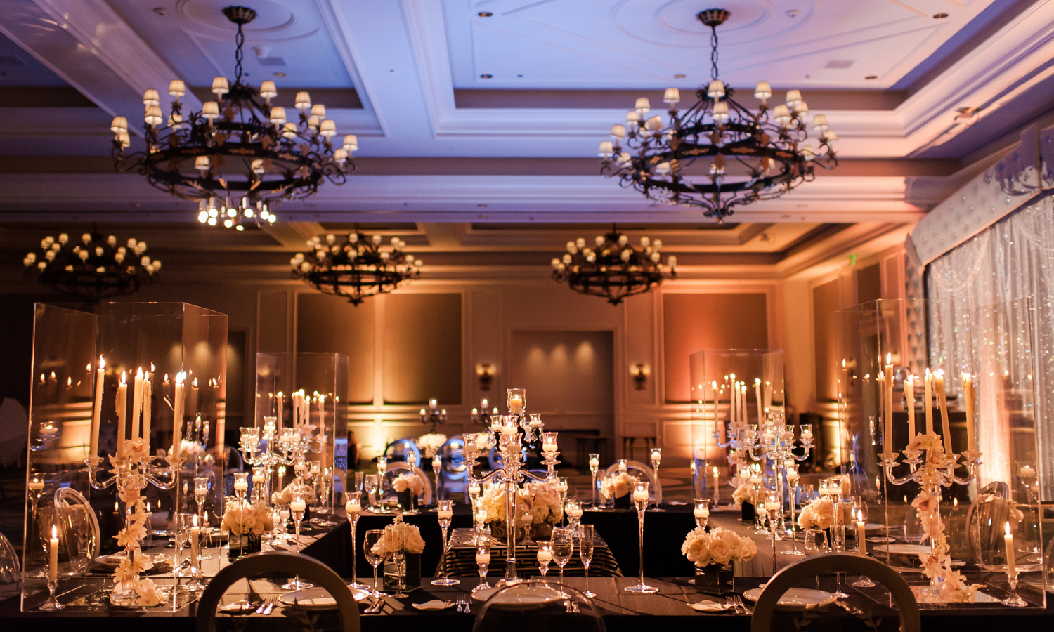 Wedding Photography: Kathy Thomas | Wedding Reception: The Ritz-Carlton Orlando | Wedding Planner: E-Events