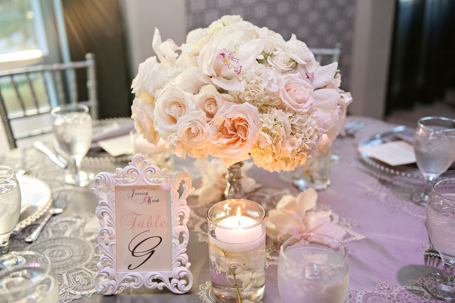 Wedding Photography: Kristen Weaver| Wedding Reception: The Mezz Orlando | Wedding Planner: The Dtales